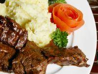 Marinierte Bourbon-Steakspitzen