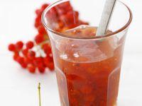 Marmelade aus Vogelbeeren