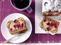 Marmorkuchen mit Sauerkirschen und Buttermilch
