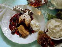 Maroni-Pudding