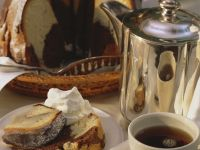 Marzipan-Marmorkuchen