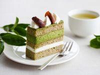 Kochbuch für Matcha Kuchen-Rezepte