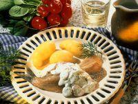 Matjes mit Joghurtsauce und Kartoffeln