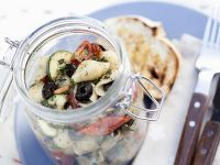 Mediterrane Salate-Rezepte