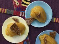 Mexikanisches Mango-Sorbet