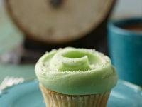 Minz-Cupcakes
