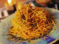 Möhren-Orangensalat