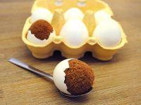 Muffin im Ei