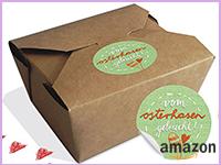Verpackung für Muffins und Cupcakes