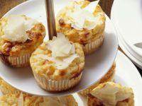 Muffins mit Maisgrieß