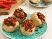 Muffins mit Tofu