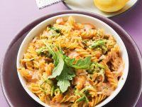 Nudel-Zucchini-Auflauf