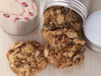 Nuss-Cookies (ohne Ei)