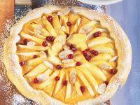 Obstkuchen nach Schweizer-Art (Wähe)