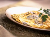 Omelette mit Trüffel