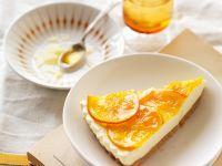 Orange-Cheesecake