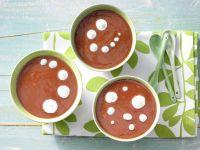 Orangen-Tomaten-Suppe
