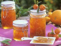 Orangenkonfitüre