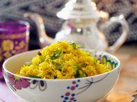 Orientalischer Pilaw-Reis
