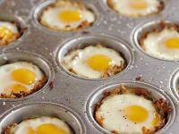 Eier-Muffins - Leckeres Paleo-Frühstück