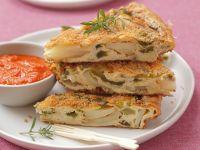 Paprika-Kartoffel-Tortilla