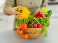 Viel Gemüse gehört zur Pegan-Ernährung dazu