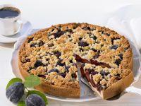 Pflaumen-Streusel-Kuchen