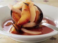 Pflaumenkompott mit Apfel und Birne