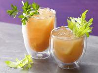 Pikanter Gemüse-Drink