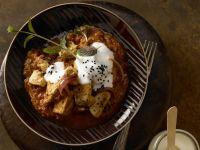 Pikantes Hähnchen-Curry