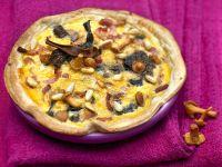 Pilz-Speckkuchen