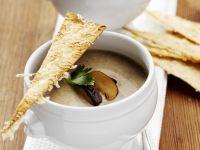 Kochbuch für Pilzsuppe-Rezepte