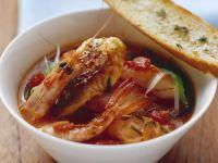 Provenzalische Fischsuppe