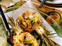 Puten-Ananas-Reis