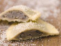 Ravioli mit Pilzen und Trüffeln
