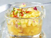 Relish mit Ananas