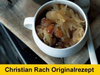 Zwiebel Marmelade von Christian Rach