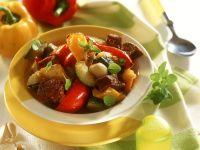 Rinder-Gemüsetopf