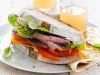Roastbeef-Sandwich