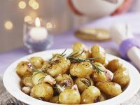 Rosmarin-Knoblauch-Kartoffeln