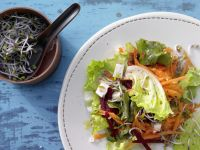 Rote-Bete-Möhren-Salat
