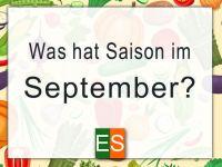 Saison-September