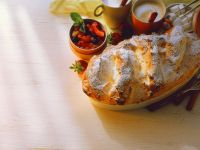 Salzburger Nockerl mit Beeren
