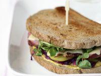 Sandwich mit Corned Beef