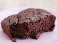 Saftiger Schokoladenauflauf mit Aubergine