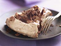 Schokoladen-Baiser-Kuchen