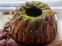 Schokoladen-Dattel-Kuchen