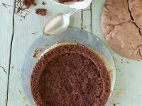 Schokoladen-Tortenboden