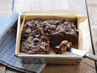 Schokoladenkuchen mit Maroni