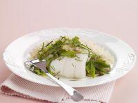 Seezunge mit Porree und Reis